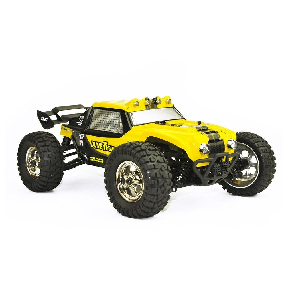 12891 1:12 HBX Haute Vitesse RC Voiture Propulseur 2.4 GHz 4WD Dérive Désert Hors route voiture de course Grimpeur jouets voiture RC pour enfants enfants