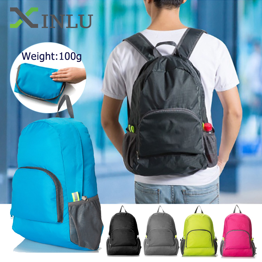 20L Light Foldable Fitness Sport Gym Bags Waterproof Cycling Backpack Men Women Outdoor Camping Hiking Travel Climbing Bags|Climbing Bags| |  - title=