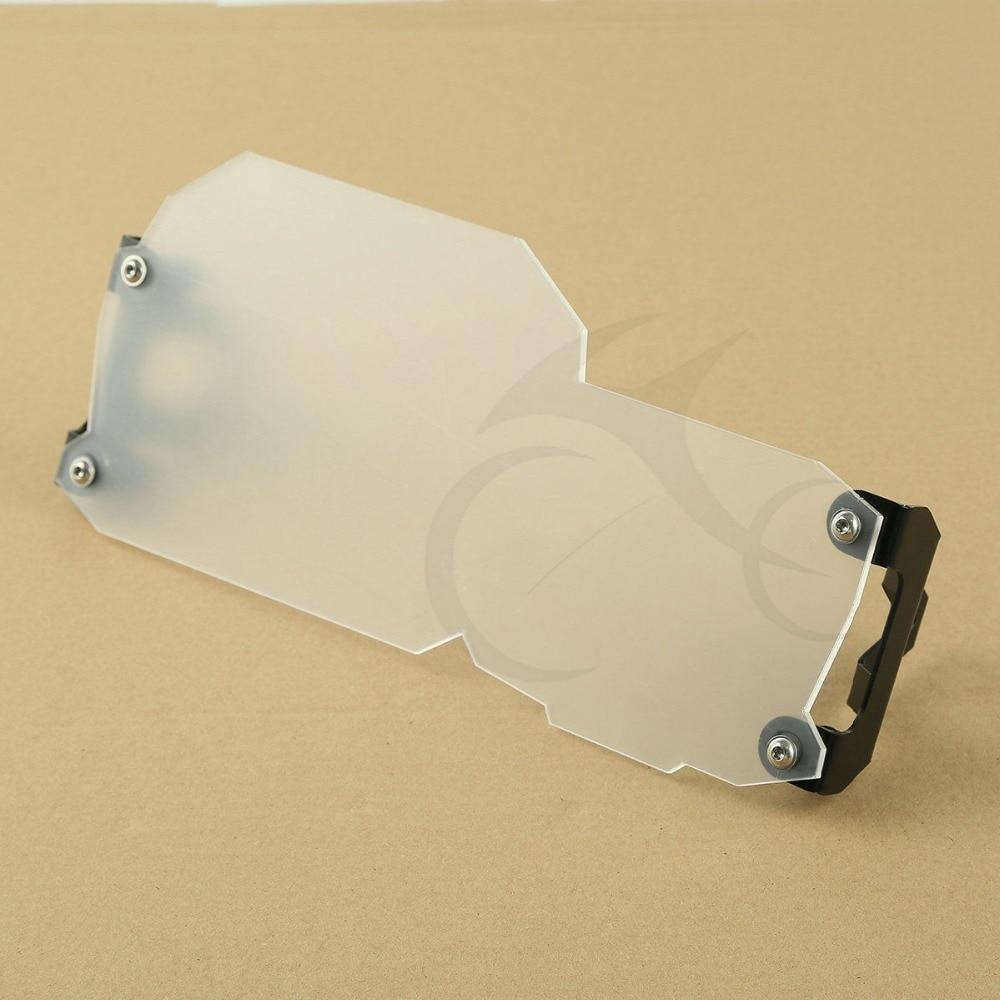Protecteur de lentille de couverture de phare avant clair de moto pour BMW F650GS 2008-2012 F700GS 2013-2015 F800GS 2008-2015 F800R