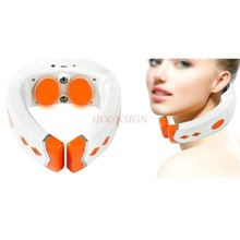 Multifunctional Cervical Massage Neck Waist Shoulder Household Pillow Electric Kneading Body Physiotherapy Cervix Massager factory direct vehicle household neck shoulder back many function massage pillow