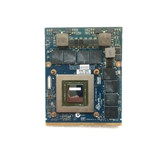 JH9PP 0JH9PP CN 0JH9PP GTX 880M GTX880M 8GB GDDR5 MXM 3 0b N15E GX Video Card