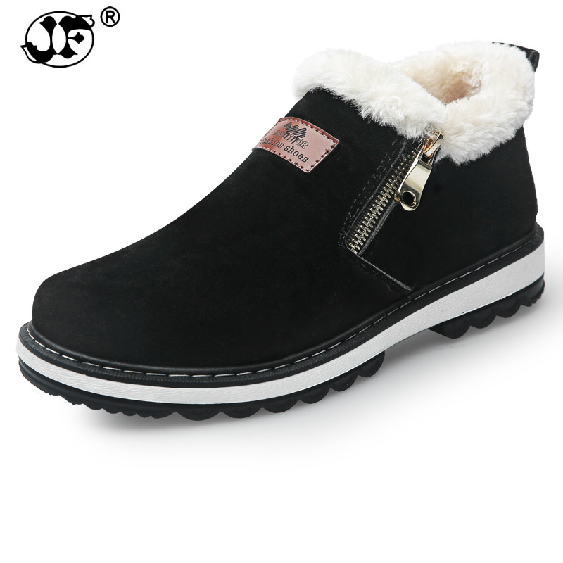 2018 Winter Outdoor Shoes Man Ankle Boot Men