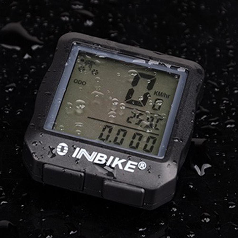 Wired Bicycle Speedometer Waterproof Odometer Speed <font><b>Power</b></font> <font><b>Meter</b></font> Mountain <font><b>Bike</b></font> Cycle Computer image