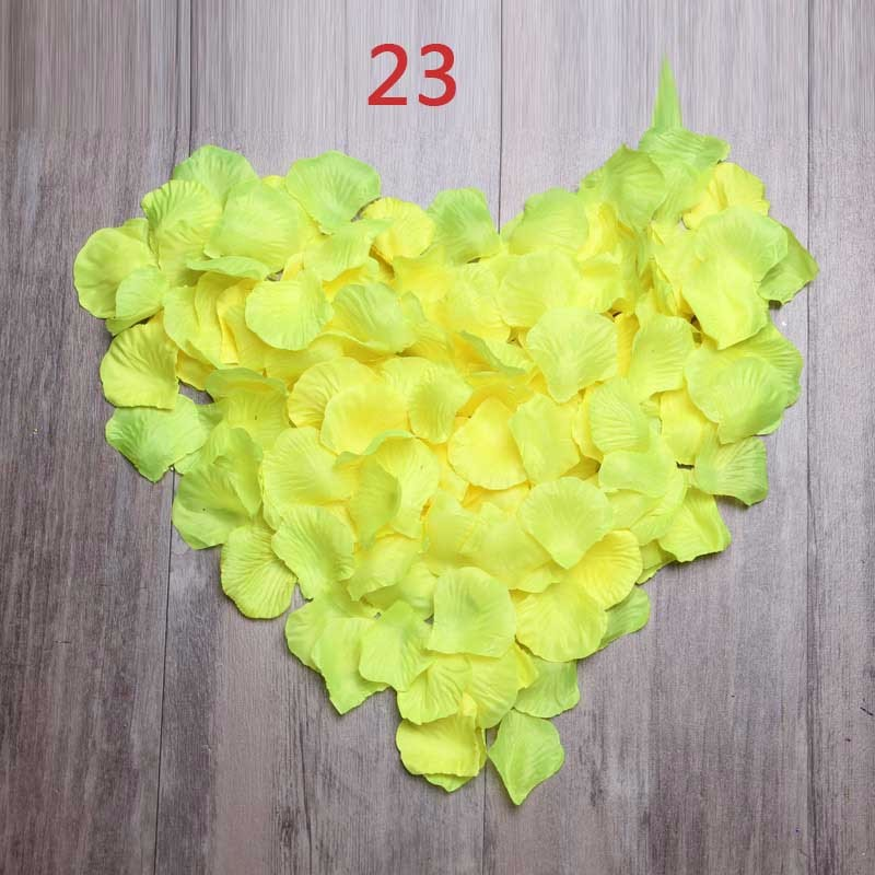 1000pc Artificial Flower Pedals 24