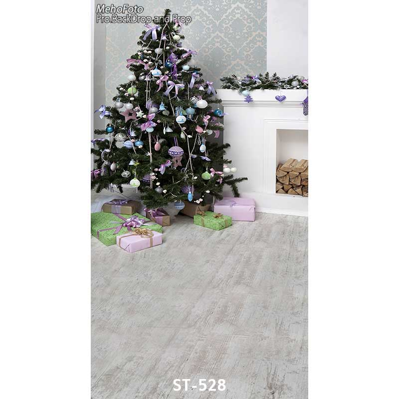 Christmas background vinyl photography backdrops Computer Printed christmas fire place for Photo studio ST-528 thin vinyl photography cloth computer printed children photography backdrops christmas theme background for photo studio st 756