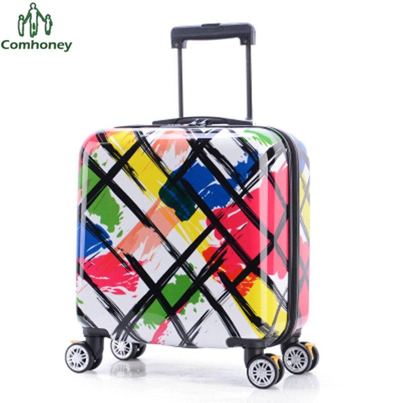 Popular Girls Trolley Case-Buy Cheap Girls Trolley Case lots from ...