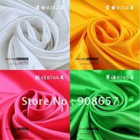 Simulation Silk Satin Fabric Breadth 150cm Sateen Textile DIY Wedding Birthday Celebration Party Etc