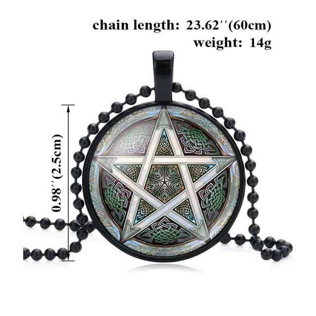 Online Shop Ningxiang Occult Satanic Star Symbols The Inverted Star