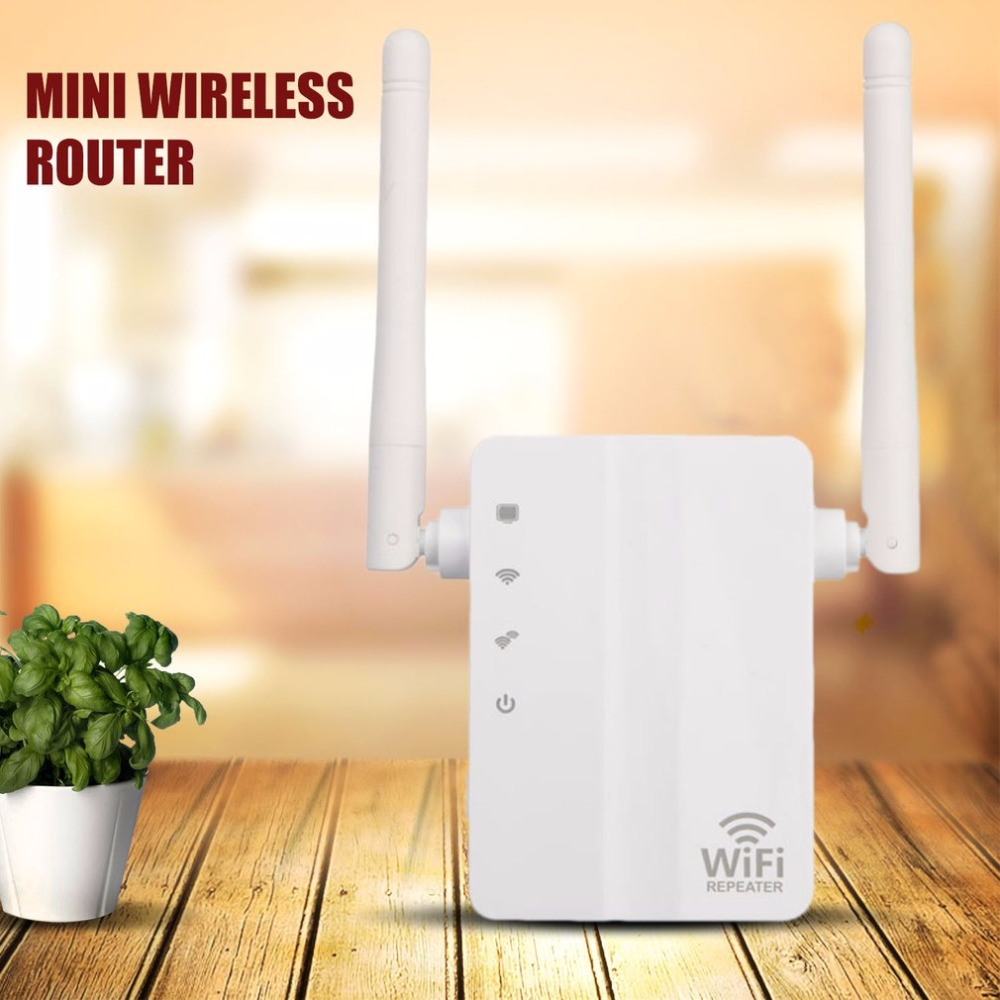750Mbps 2.4G + 5G WiFi Repeater Home Travel Wireless Router Signal Booster Extender Factory Community Street Signal Amplifier