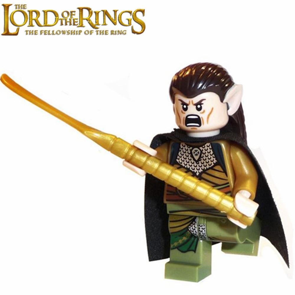 """Hobbit Le Seigneur des Anneaux 6/"""" Action Figure Accessory Legolas 3 ARROW Set"""