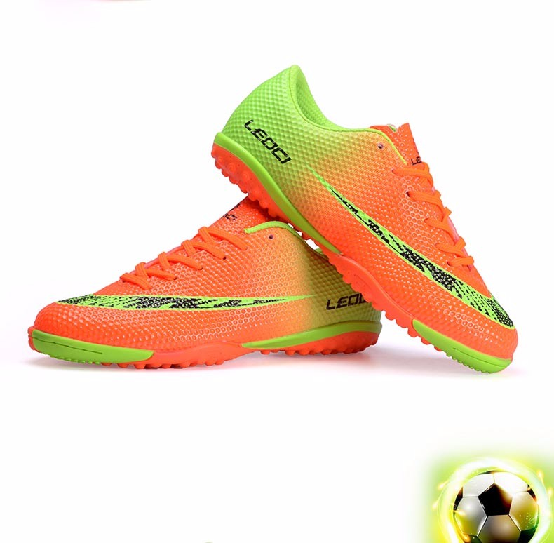 Football Boots Soccer Shoes Kids AG HG TF botas de futbol New Superfly Cleats Athletic Trainers Sneakers voetbalschoenen voetbal 1