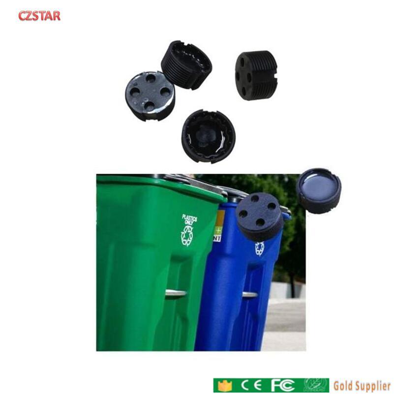 Wholesale UHF Waste Bin Tag ALIEN H3 Chip RFID Tag For Waste Management Epc Gen2 Long Range Reader