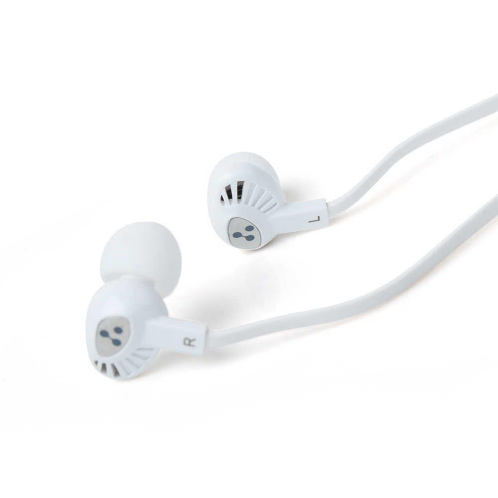 Sylaba S200 przewodowy zestaw słuchawkowy słuchawki słuchawka douszna do telefonu komórkowego do pracy biurowej wsparcie muzyka bez mikrofonu