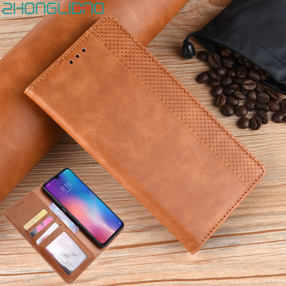 Luxury Flip Leather Case for <font><b>Xiaomi</b></font> Mi 9 8 Se Play Pocophone F1 Magnetic Card Holder Book Wallet Cover Xiomi Mi9 <font><b>Mi8</b></font> Mi9se 128 image