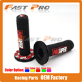Protaper Red Gel Rubber Handlebar Grips For CRF250 450 YZF WRF KXF KLX KTM Pit Dirt Bike Motocross Motorcycle Enduro MX