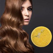 Handmade Dry Shampoo with Natural Ingredients