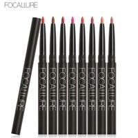 Focallure matte lip liner pencil functional eyebrow lip makeup cosmetic lip pen easy to wear waterproof colorful