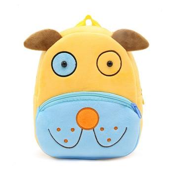 2020 Cartoon Kids Plush Backpacks Mini Kindergarten schoolbag Plush Animal Backpack Children School Bags Girls Boys Backpack - 28
