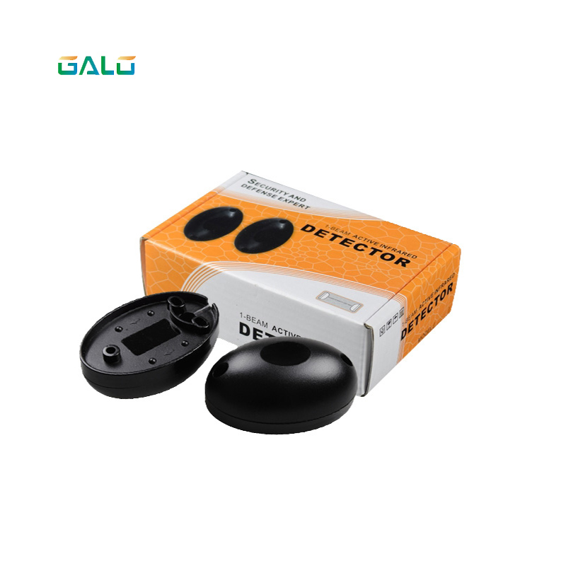 Galo 1 pair of Waterproof Single Infrared Beam sensor Photoelectric Infrared Barrier Detector NO/NC adjustableGalo 1 pair of Waterproof Single Infrared Beam sensor Photoelectric Infrared Barrier Detector NO/NC adjustable