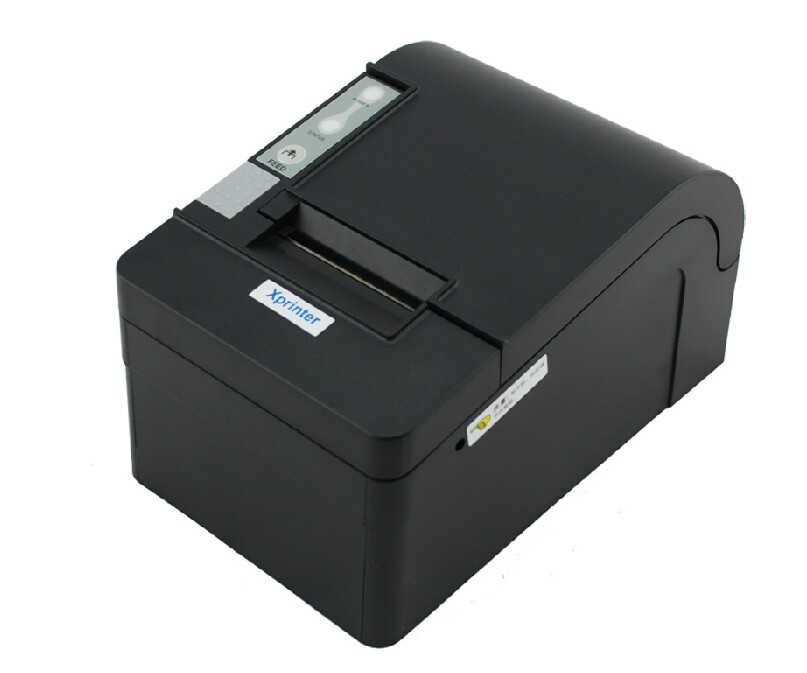 ФОТО High quality 180mm/s Thermal printer 58mm pos printer wholesale Thermal recepit printer with Parallel Ports/Serial Ports/USB/Lan
