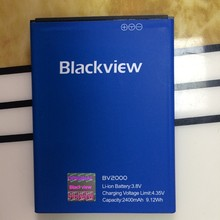 Blackview BV2000 Battery Replacement High Quality Capacity 2400mAh Li-ION Smart Phone Parts for BV2000S