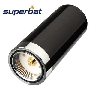Image 2 - Superbat nmoデュアルバンドアンテナ車移動無線マウント交換事前調整vhf uhf 136 174mhz 400 480用車の携帯2双方向ラジオ