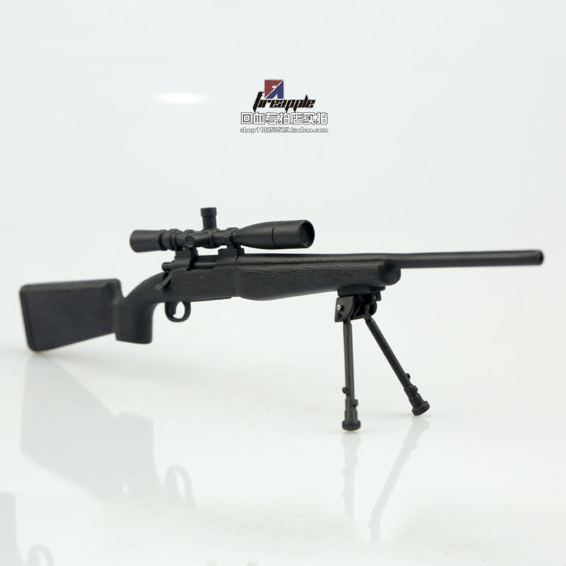 1/6 Scale M40 Sniper Rifle Soldier Weapon Gun Model Toys For 12 Action Figure Accessory Collections for audi a4 2004 number plate light white led bulb c5w 39mm 3 led canbus error free