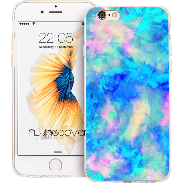 coque iphone 7 peintre