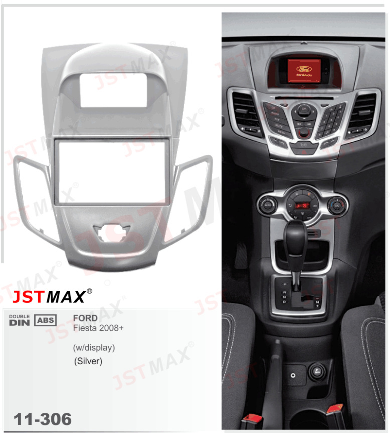 jstmax car dvd cd radio fascia panel face plate for ford. Black Bedroom Furniture Sets. Home Design Ideas