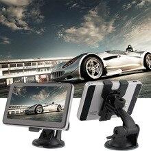 5″ Inch Truck Lorry GPS Navigation 128MB 8GB SAT NAV Maps Free Update SpeedCam Navigator 800MHZ WinCE 6.0 FM Hot Selling