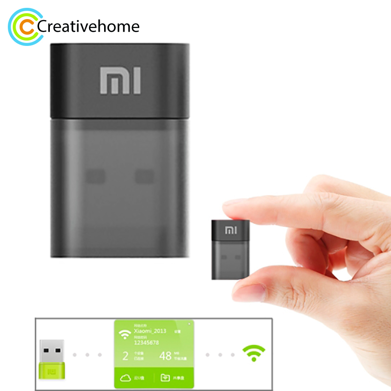 Worldwide delivery mini wifi adapter xiaomi in Adapter Of NaBaRa