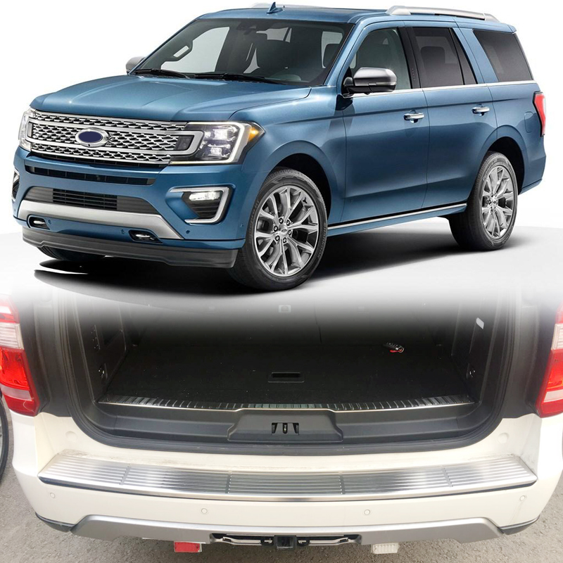 For Ford Expedition 2018 2019 Steel Rear Inner & Outer