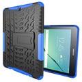 Para Samsung Galaxy Tab S2 9.7 SM-T810 T815 Armadura A Prueba de Golpes Resistente de Silicona Cubierta Del Estuche Rígido Protector de Caja de la Tableta Soporte