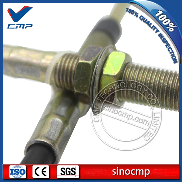 EX200-5 EX220-5 EX120-5 Excavator Throttle Motor Cable Wire Harness