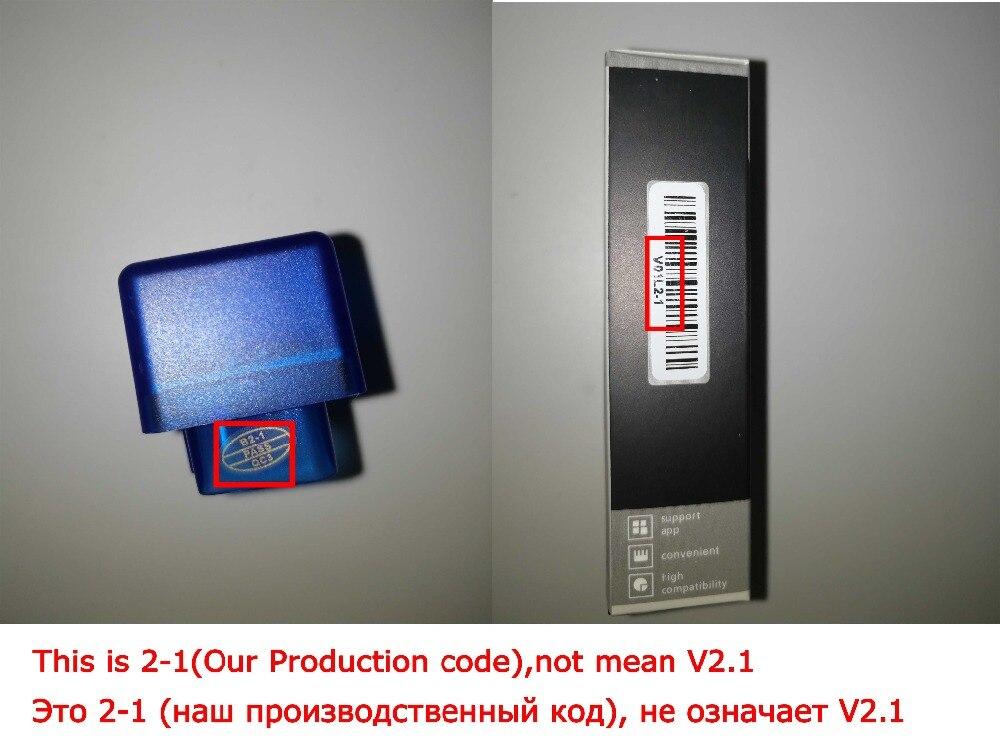 ELM327 V1 5 Bluetooth Android HH OBD2 OBDII CAN BUS obd obd2 Car Diagnostic  tool ELM 327 v1 5 Auto Scanner ECU Code Reader
