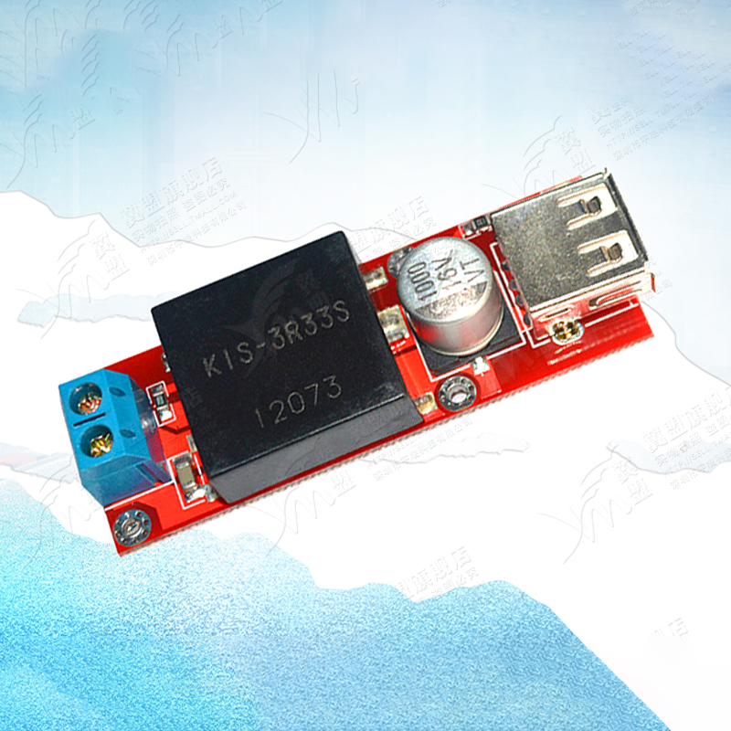 все цены на 1pcs 7V-24V To 5V/3A DC-DC Step Up Power Supply Module Boost Converter Voltage Board DC KIS-3R33S онлайн