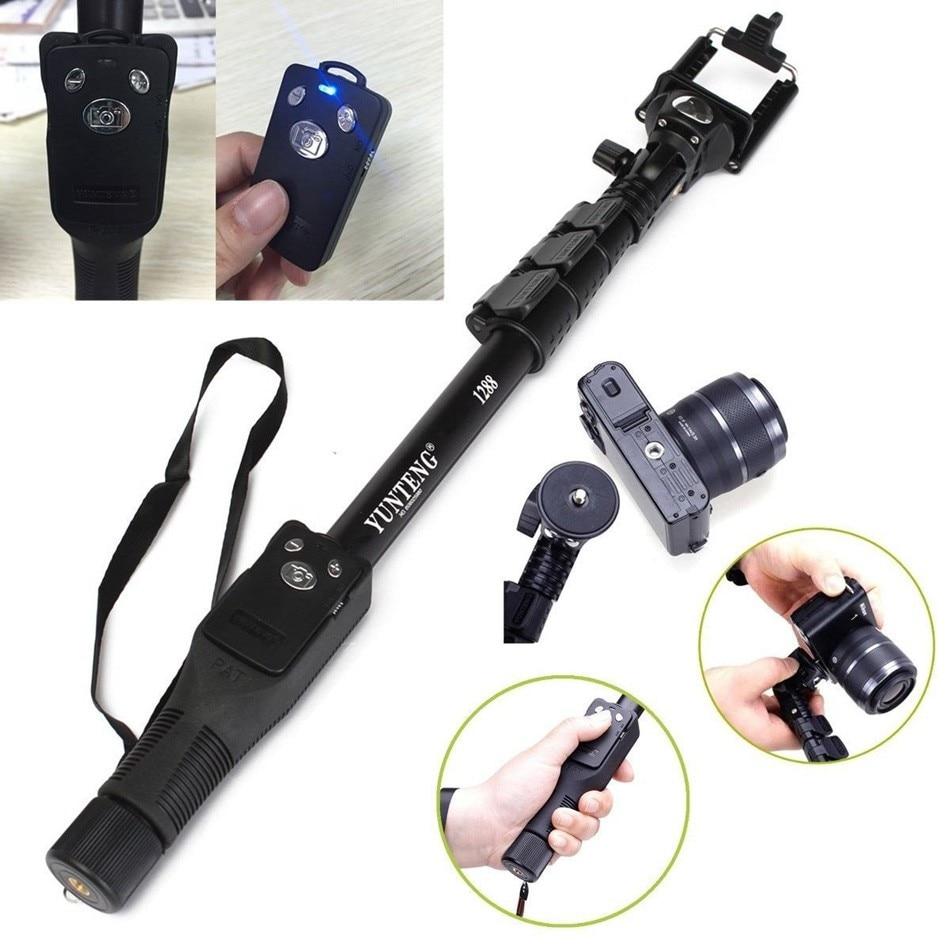 Universal Mini Extendable Handheld Monopod Bluetooth Selfie Stick - Տեսախցիկ և լուսանկար - Լուսանկար 2