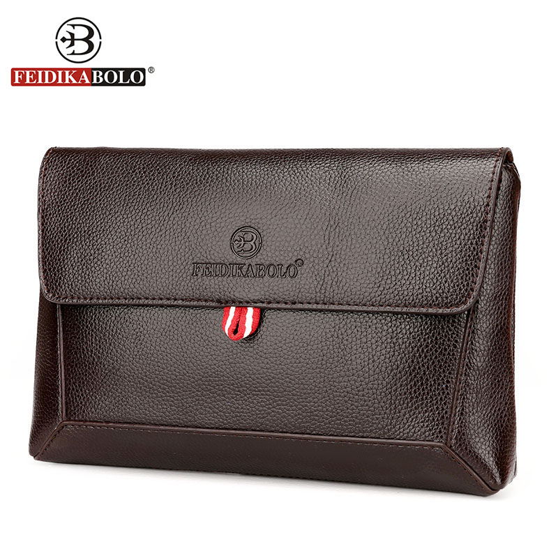 Famous Brand Wallet Men Carteras Clutch Bag Genuine Leather Purse carteras mujer Men's Handy Bags Purse Man Monederos Wallets 2016 sale special offer carteira feminina carteras mujer mens wallet men driving license genuine leather wallets purse clutch