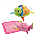 Baby Rattle Toys Little Turtle Plush Toys Infant Appease Towels Doll Baby Toys For 0-12 Months - BYC109 PT20