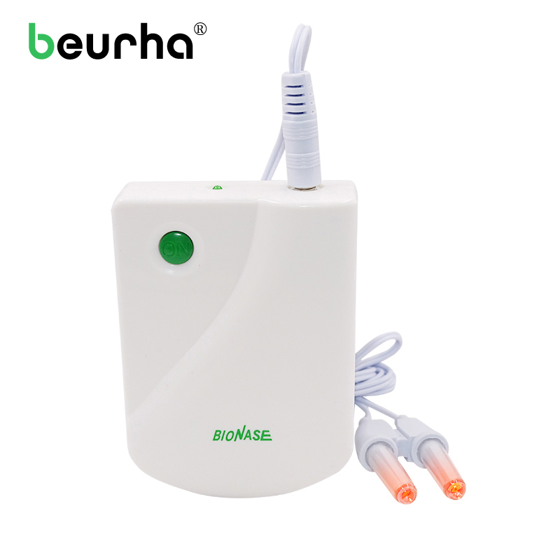 Beurha Proxy BioNase Nose Rhinitis Sinusitis Cure Therapy Massage Hay fever Low Frequency Pulse Laser Nose Health Care Machine health care low laser light therapy hemodynamic metabolic cold light pulse laser therapy