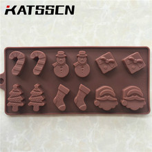 Baking Silicone Chocolate Mold Baking tools for cakes Dessert Chocolate Cake Fondant Biscuit Bakeware cake decorating tools цена и фото