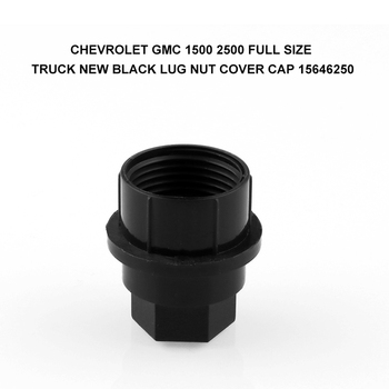 Car Styling 17mm Special Socket Car Wheel Auto Hub Screw Cover Nut Caps Bolt Rims Exterior Decoration Protecting image