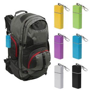Image 3 - ใหม่แบบพกพา Mini Pocket ที่เขี่ยบุหรี่ Windproof กรณี Key CHAIN Smoking อุปกรณ์เสริมสำหรับขาย
