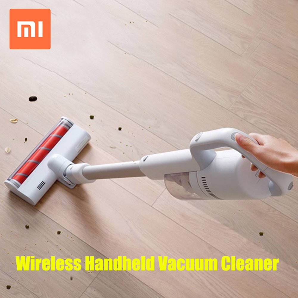 buy xiaomi vacuum cleaner roidmi f8e wireless handheld vacuum cleaner home low. Black Bedroom Furniture Sets. Home Design Ideas