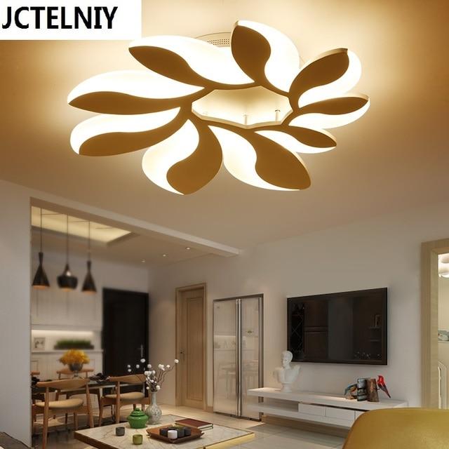 Neue Wohnzimmer Deckenleuchte Acryl Moderne Deckenleuchten DIY Led 3 6 9