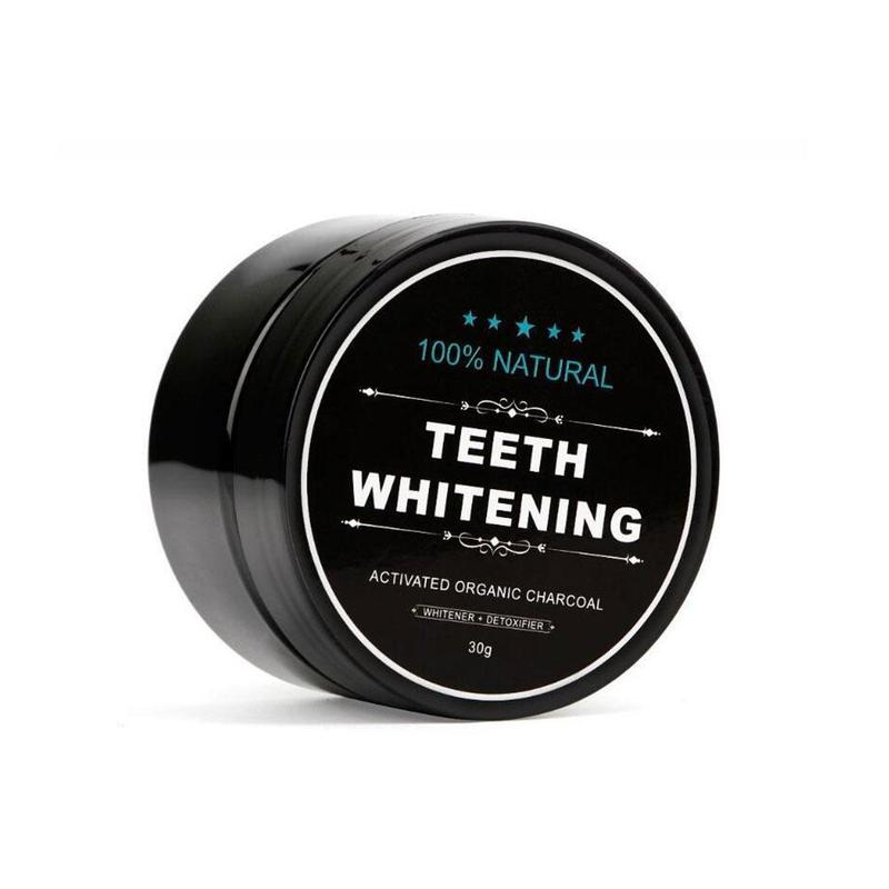 Natural Carbon 100% Organic Bamboo Charcoal Toothpaste Powder Wash Your Teeth White Activated Charcoal Coconut Teeth Whitening