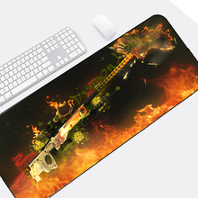 Congsipad The Cool Guns Weapon Pattern Wallpaper Printed Mousepads Big Size Cs:Go Game Gaming Mouse Mat Pad To Pc Table Mouse
