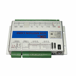 6 Axis 2000KHz USB Mach3 Motion Control Card Six Breakout Interface Board 3 Axis 4axis for Engraving Machine