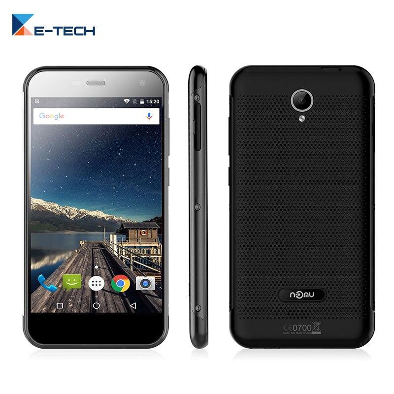 Цена за НОМУ S20 MTK6737 Quad Core Водонепроницаемый Смартфон 5.0 Дюймов 3 ГБ ОПЕРАТИВНОЙ ПАМЯТИ 32 ГБ ROM 13MP Мобильного Телефона 3000 мАч 4 Г FDD LTE OTG Мобильный Телефон