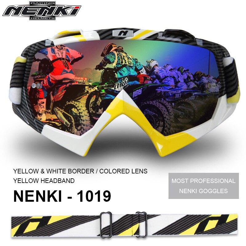 Moto Motocross lunettes lunettes cyclisme masque lunettes lunettes - 2
